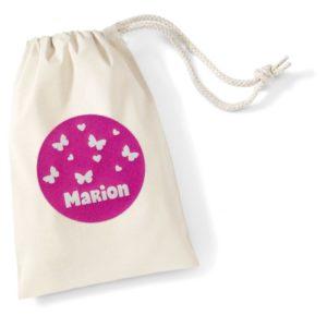 Coloris disponibles pour les sacs pochons personnalisés